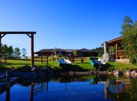 Crystal Waters Guest Ranch, Bridge Lake