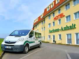 Hotel Sachsen-Anhalt, Barlėbenas