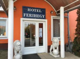 Hotel Ferihegy, Vecsés