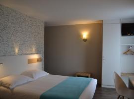 Brit Hotel Les Alizes, Pornic