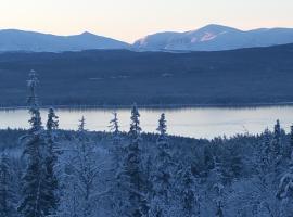 Mountain view lodge Ottsjö, Ottsjö