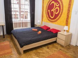 Trapartment Hostel Budapest, Búdapest