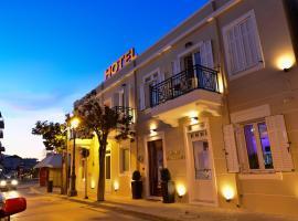 Hotel Kyani Akti, Xylokastro