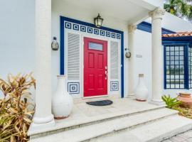 Villa Diamond in South Beach, Majami Byčas