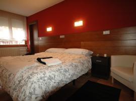 Hotel Cuéntame, Burgos