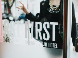Hotel First Palermo