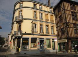 Hotel Arlequin Centre Historique, Troyes