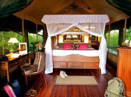 Samburu IntrepidsTented Camp, Archers Post