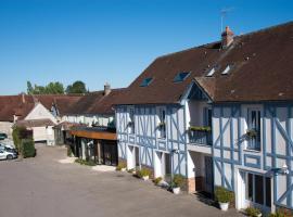 Relais du Silence Aux Maisons, Maisons-lès-Chaource
