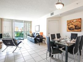 Miami Beach Intracoastal Apartments by Globe Quarters, Sunny Isles Beach