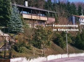 Ferienwohnung Unterschütz, Ettenheim