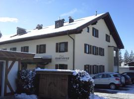 Haus Föhrenwald Ferienwohnung Mundeblick, Seefeld in Tirol