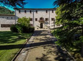 Villa Benveduti, Mocaiana