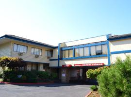 Sandstone Inn & Airport Parking, SeaTac