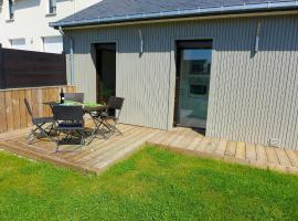 Holiday Home Saint Coulomb 4775, Rothéneuf
