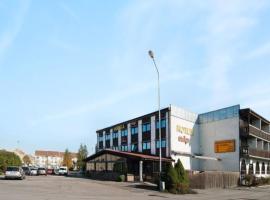 Hotell Amigo, Emmaboda