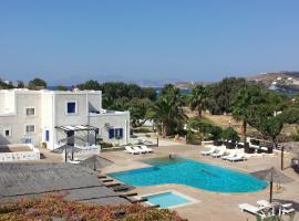 Paradise Apartments Studios&Rooms, Mylopotas