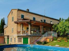 Holiday Home Misano Monte 7563, Santa Maria di Scacciano