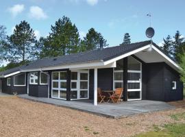 Holiday Home Ålbæk with Fireplace 08, Hedensted - Nordjylland