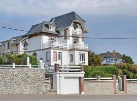 Apartment Criel sur Mer with Sea View 01, Mesnil-Val-Plage