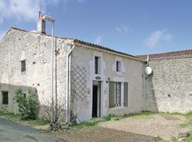 Holiday home St Lyphard O-723, Cherbonnières