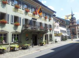 Hotel zum Schwarzen Löwen, Altdorf