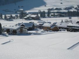 Haus Sonnseite, Au im Bregenzerwald