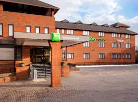 ibis Styles Reading Oxford Road, Reading