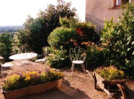 Chambres d'hôtes Le Presbytère, Saint-Cyr-les-Vignes