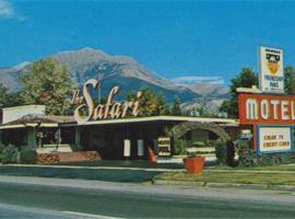Safari Motel, Nephi