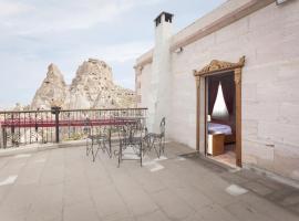 Hermes Cave Hotel, Uchisar