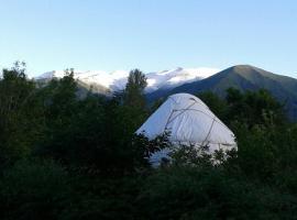 Bel-Zhan Yurt Lodge, Grigor'yevka