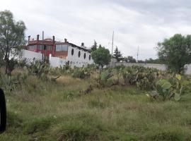 , San Martín de las Pirámides