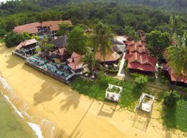 Paya Beach Spa & Dive Resort, Tioman Island