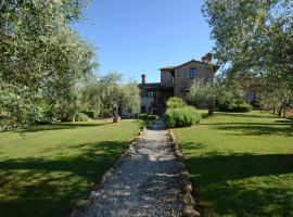 Villa Baiocco, Città della Pieve