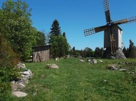 Ennu Windmill, Vanamõisa