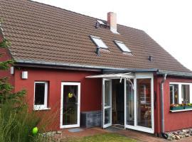 Haus Doris, Korswandt