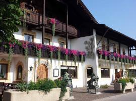 Erlebnislandgasthof Hotel Neiderhell, Kleinholzhausen