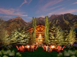 Snake River Lodge & Spa, Teton Village