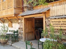 Ormana Active Butik Otel, İbradı