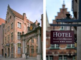 Martin's Brugge, ברוז'