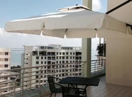 Putra Place Penthouse with Sky Garden