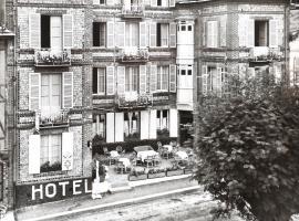 Hotel d'Angleterre Etretat, Étretat