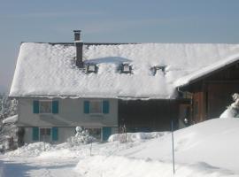 Haus Niederacher Georg und Martha, Krumbach