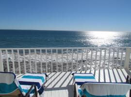 Three Bedroom House on the Beach with Ocean View