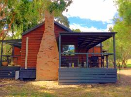 Cedarwood Holiday Park, Deans Marsh