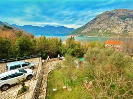 Cattaroom Apartments, Kotor