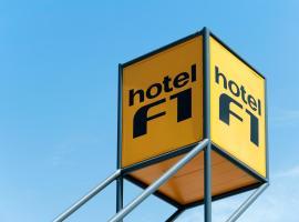 hotelF1 Versailles Maurepas, Maurepas