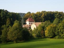 Le Morimont, Oberlarg