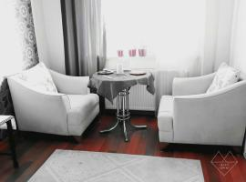 Black and White Villa